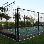 mini bb court