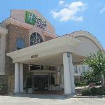 Foto van Holiday Inn Express Conroe