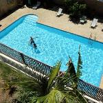 la piscine/the imingpoolsw