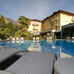 Villa Nicolli Romantic Resort by the pool