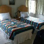 our double bed room