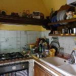  Cucina (particolare)
