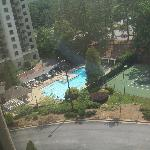 Foto van Holiday Inn Express & Suites Atlanta N-Perimeter Mall Area