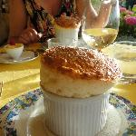 Thats what I call a souffle !