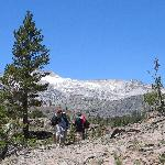 Yosemite hike with John Kleinfelter, guide