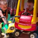 Buggies for the toddlers to ride!
