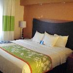 Fairfield Inn & Suites Bismarck North resmi