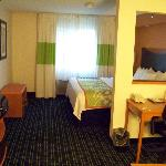 Fairfield Inn & Suites Bismarck North照片