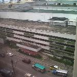  View from Room 2 window - Ali Mall and P. Tuazon street level