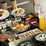  Desayuno Buffet al Apartamento