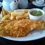 Tritons fish n chips