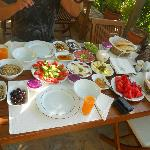 The Amazing Turkish Breakfast!