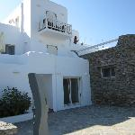 Photo de Paros Butterfly Villas