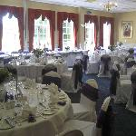  Main function room for wedding reception or parties
