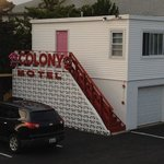 Seaside Colony Motel Foto