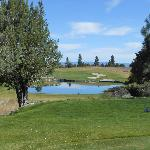 Fall River golf course near hole 18
