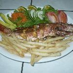  pescado frito