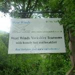 West Winds Yorkshire Tearooms