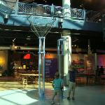 Air Pressure exhibit