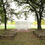 Gazebo & amphitheater area for weddings and events