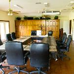 1500sq ft meeting room for corporate training or big family meals