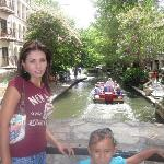 On the Riverwalk