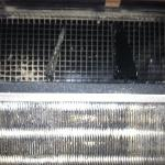 inside of air conditioner