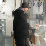 Sculpted Ice Works Factory Tour & Ice Harvest Museum