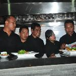 The team at Little Kitchen Cafe & Lounge