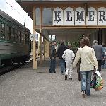 Kemeri train station