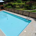 The Haven's pool is open all summer.