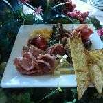  Antipasto Plate