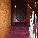  Hall to our room in the annex.