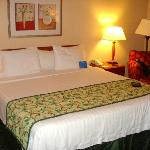 Fairfield Inn & Suites Phoenix Airport Foto