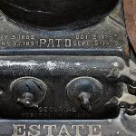  1892 stove