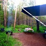 Bend-Sunriver RV Campground照片