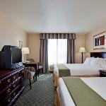 Holiday Inn Express, Lancaster CA, hotel accommoda