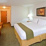 Foto van Holiday Inn Express Hotel & Suites Logan