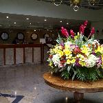 Plaza del Bosque - Front desk