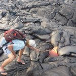 David Ewing Lava Walking Tours