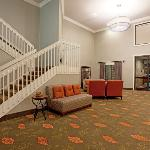 Hotel near BMW Greenville South Carolina