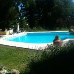 Foto de Il Giardino di Diana Bed and Breakfast