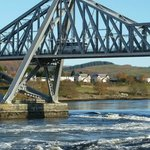 Falls of Lora and Connel Bridge