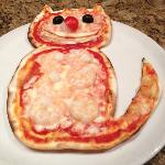 baby pizza gattino