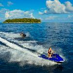 Extreme Water Sports at Kurumba Maldives
