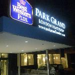 Photo de BEST WESTERN PLUS Park Grand London Heathrow