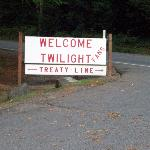 Twilight Tours in Forks Foto