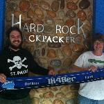 Hard Rock Backpackers resmi