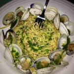 linguini and clams!
