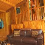 Foto de Deep Forest Cabins at Mt. Rainier